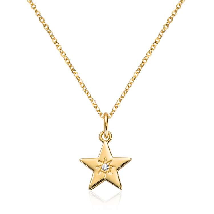 Anheng Stjerne sølv