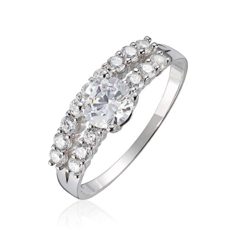 Alva ring Cz 925