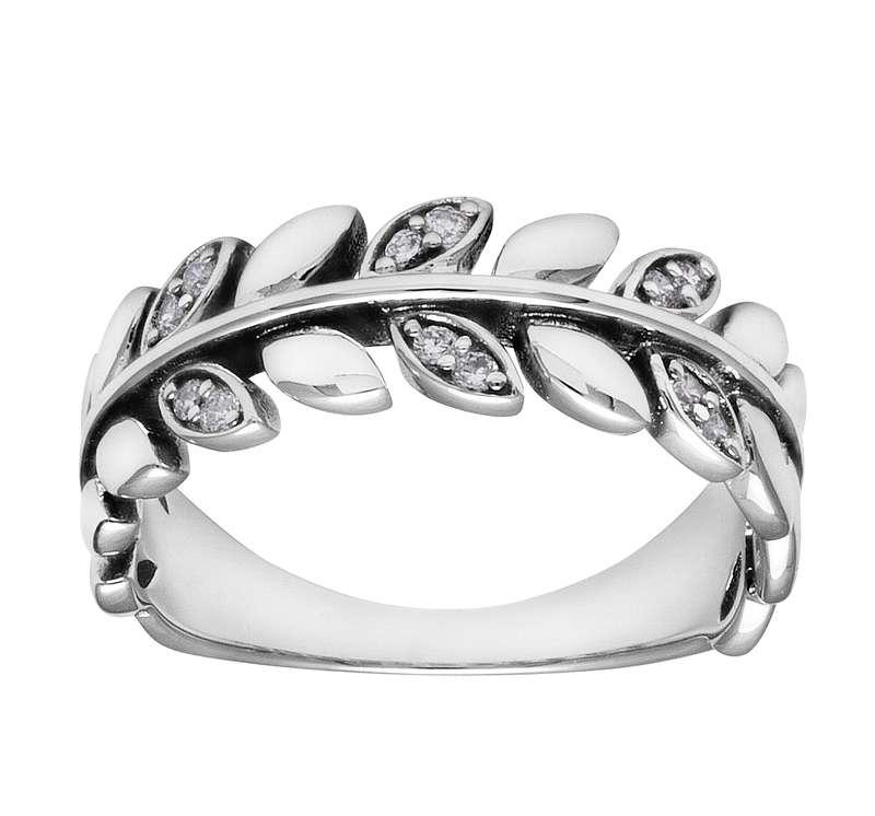 Alva ring blader Cz 925