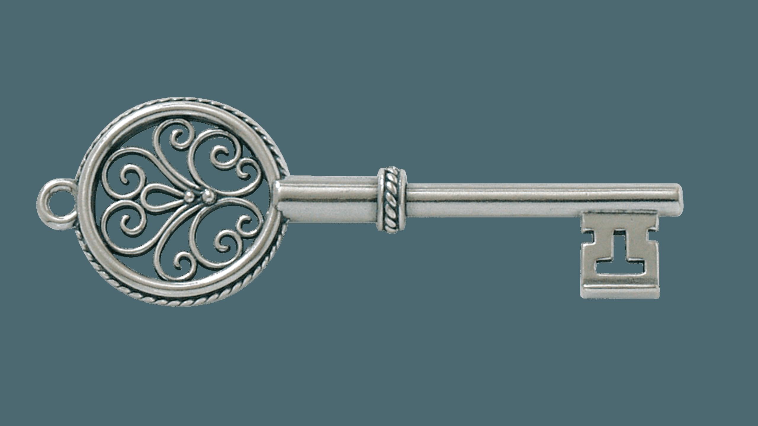Stabbursnøkkel, oksidert Hedmark