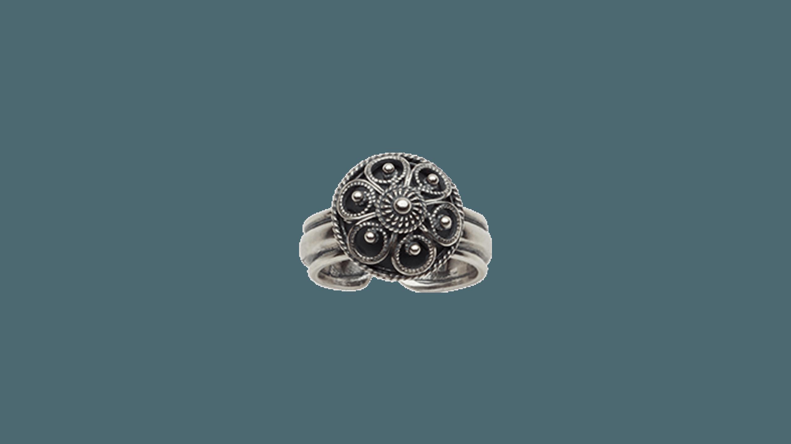 Telemark ring, oksidert