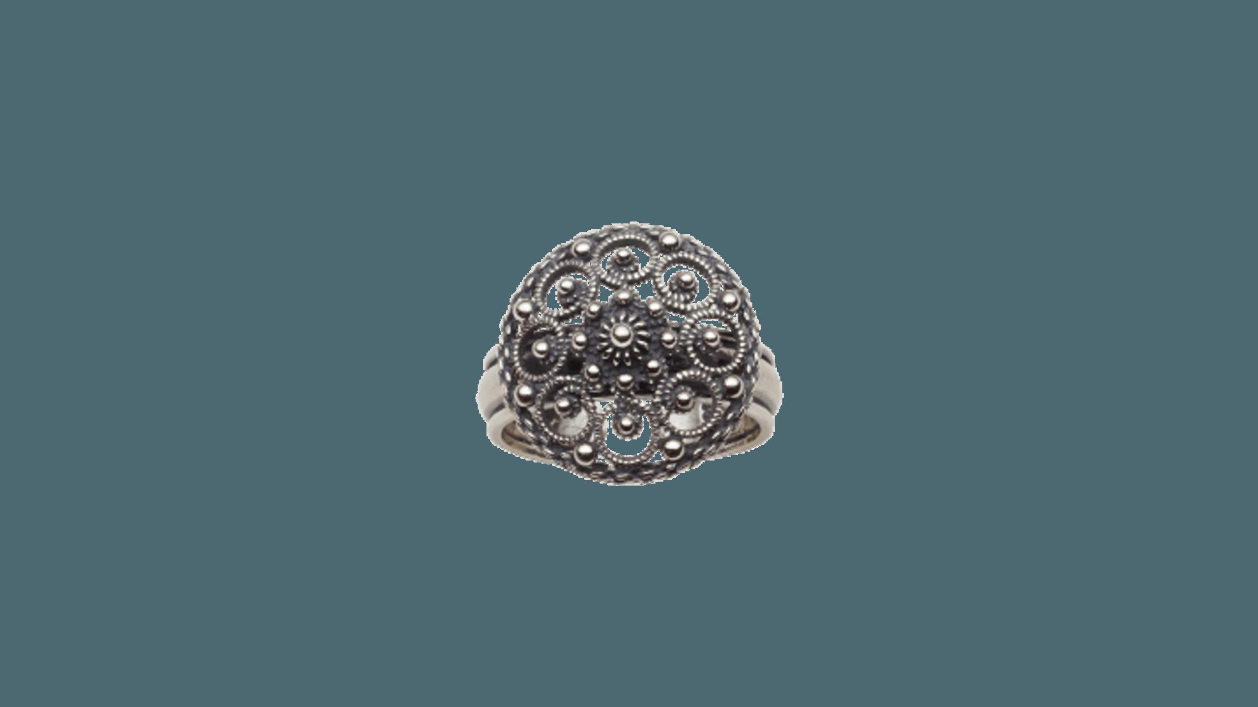 Ring, oksidert Telemark