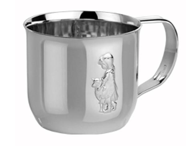 Bæ-bæ pike - sølvkrus