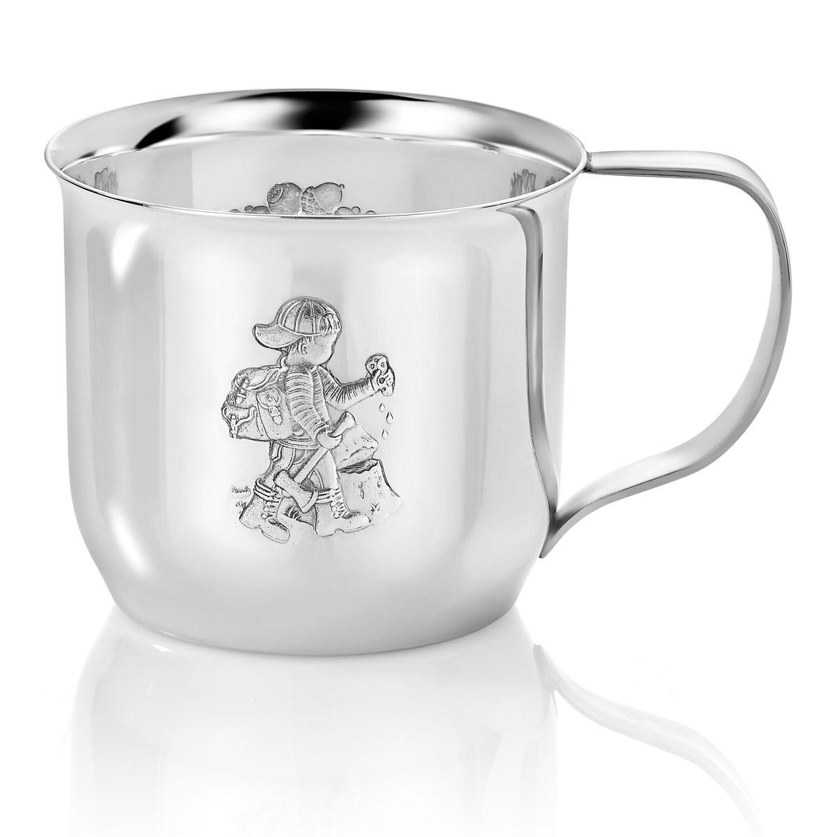 Espen Askeladd som kappåt - sølvkrus