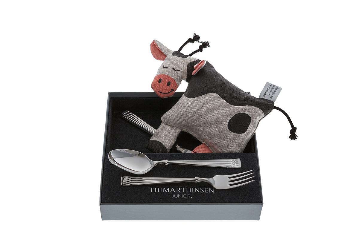 Min dåpsskje, kniv og gaffel, Arvesølv sølvbestikk