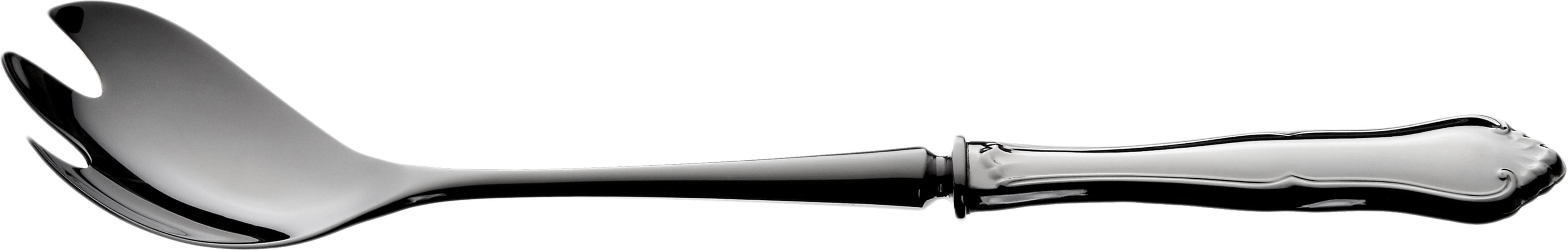 Salatgaffel med stålklinge, Märtha sølvbestikk