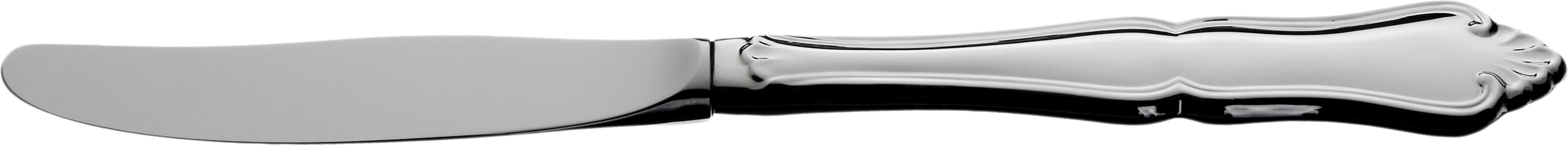 Liten spisekniv med langt skaft, Märtha sølvbestikk