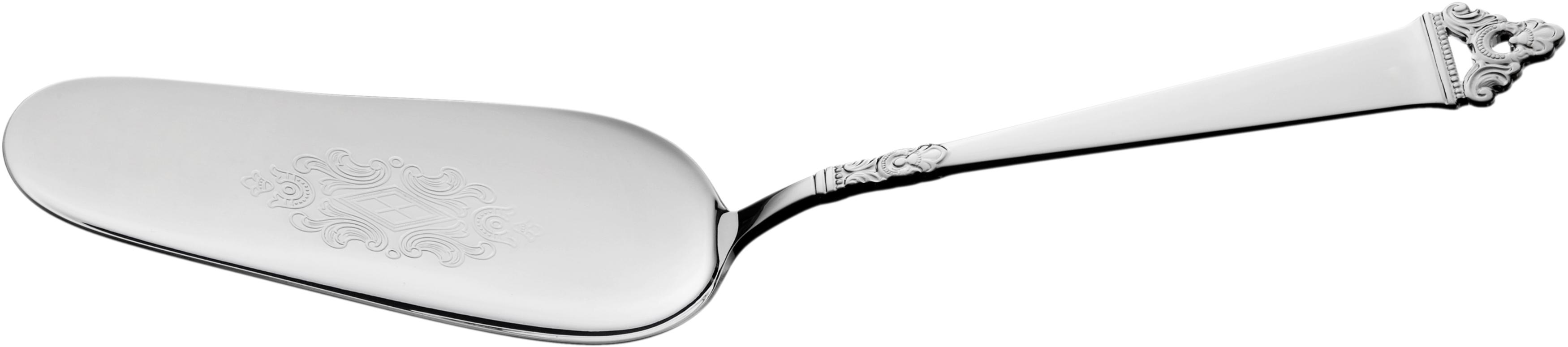 Kakespade, Odel sølvbestikk