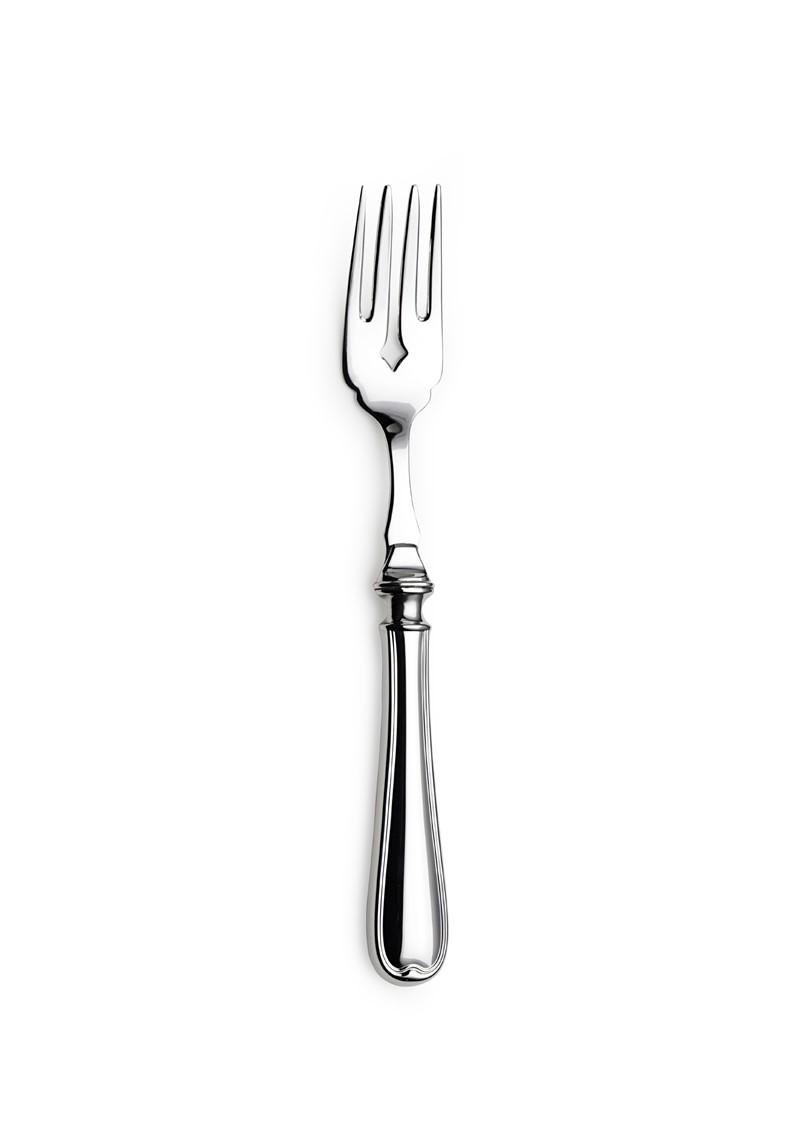 Fiskegaffel, Rosendal sølvbestikk