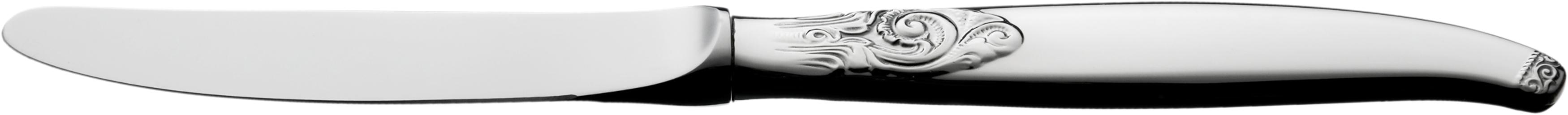 Dessertkniv, Tele sølvbestikk